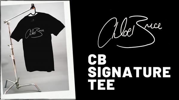 Chloe Bruce Signature T-shirt
