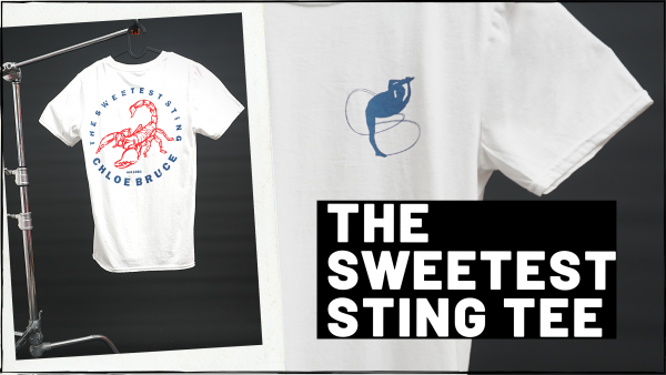 'The Sweetest Sting' T-shirt